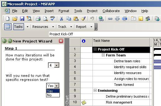 Do More Than Manage Enterprise Project Templates and the Project – Microsoft Project Sample